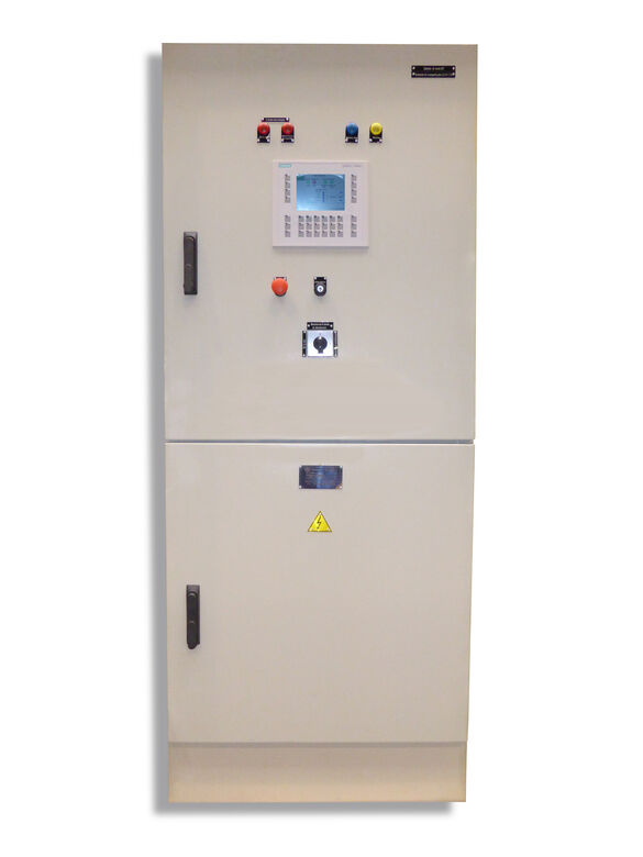 Electric and control panels