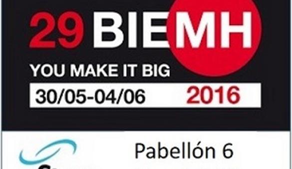Stern: BIEMH (Zweijährliche Spanische Messe für Werkzeugmaschinen) 2016