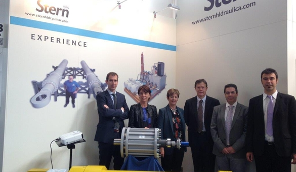 Stern: Hannover Messe 2017